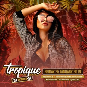 Tropique | 25 JAN