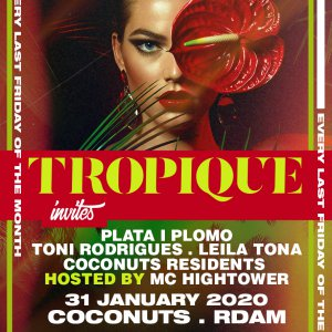 Tropique | 31 JAN